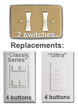 Discontinued Remcon Low Voltage Replacements