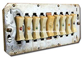 Remcon Master Selector Light Switch Panel