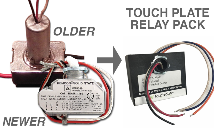 Replacement Remcon Relays