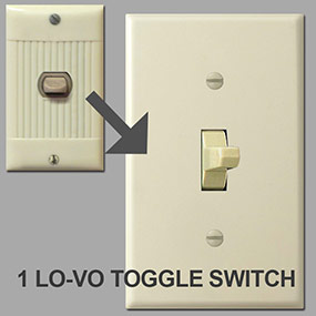 Toggle Replacement for Sierra Switch