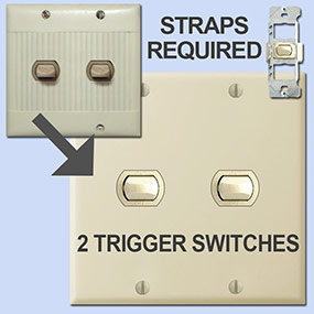 Double Despard Switch Replacements