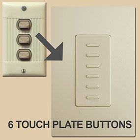 Touch Plate Ultra Replaces Sierra