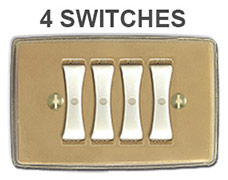 How to Replace 4 Remcon Switches