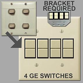 GE Low Voltage in Sierra System