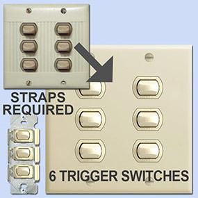 New Sierra Switches