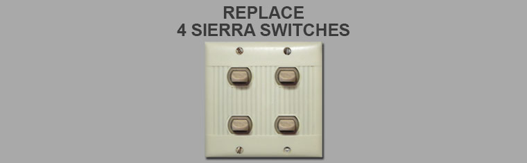 Sierra Low Voltage Lighting Parts