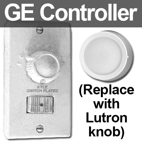 Replacement Knobs for GE Controllers