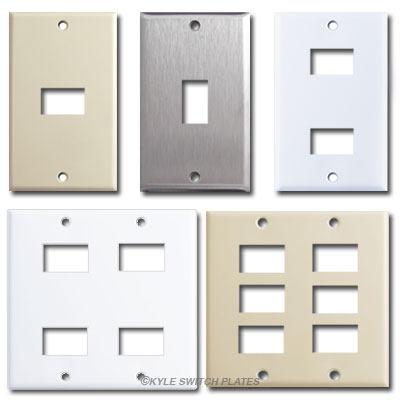 Electric Socket Cover Plates Gorgeous Old Style Ge Low Voltage Switch Plates & Switches Information & Faq Decorating Inspiration
