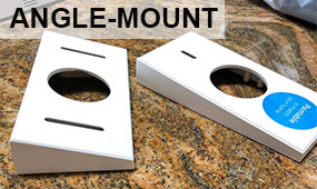 Converting Intercom to Ring Doorbell Angle Mount Kit