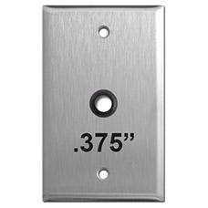 Switch Plate & Bushing 3/8 Inch
