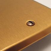 Satin Bronze Electrical Plates