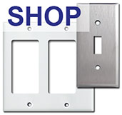 Shop Narrow Switch Plate Covers