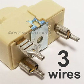 Sierra Compatible Despard Switch - 3 Wire Terminals