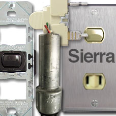 Old Sierra Brand Lighting