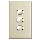 Sierra Electric Low Voltage Switches & Despard Switch Plates