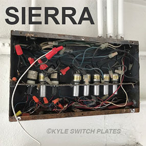Sierra Relays Installed In Home