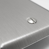 Stainless Steel Electrical Box Covers