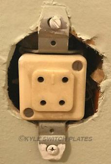 Vintage Sierra Phone Jack Plug