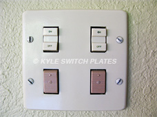 Odd Switches - GE Low Voltage