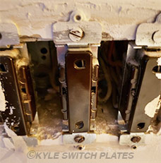 Old Vintage Switches - Unknown Manufacturer
