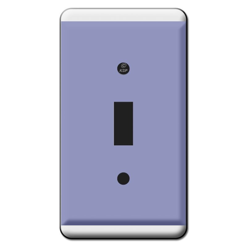 Tall Switch Plate Size
