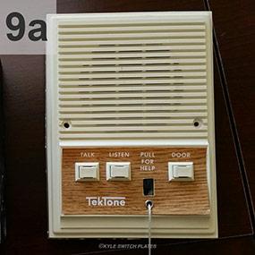 Tektone Ddoorbell Itercoms