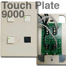 Touch Plate 9000 Lighting Components