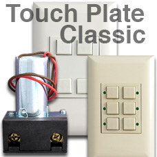 Touch Plate Classic Low Voltage