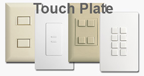 Replace Bryant Parts with Touch Plate Low Voltage