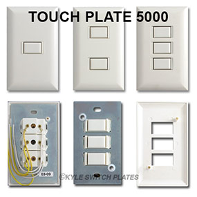 Touch Plate Lighting Help Guides, Wiring Diagrams, Low Volt ... on