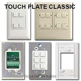 Classic Series by Touch Plate