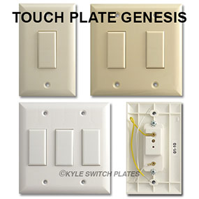 Touch Plate Genesis Series