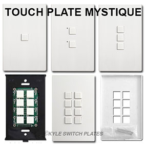Mystique Line by Touch Plate