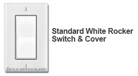 Standard White Devices & Plates