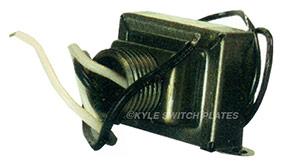 TPS-2001 Touch Plate Pilot Light Transformer