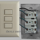 Troubleshooting Touch Plate Lighting Switches