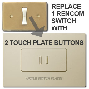 Double Buttons - Ultra Replaces Remcon