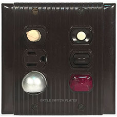 Despard Light Switches & Outlet Examples
