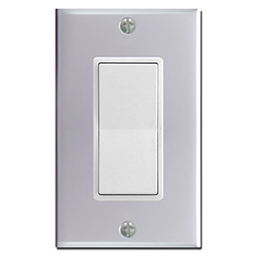 White Wall Switch Plates Mesmerizing White Electrical Outlets & Light Switches For Wall Switch Plates Decorating Design