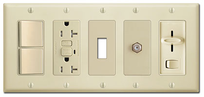 Ivory Finish Varies by Device