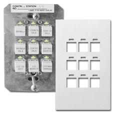 Litetouch Low Voltage 9 Button Switch