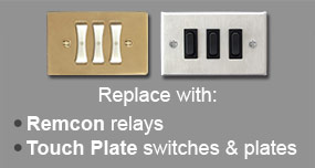 Replacements for Remcon Systems