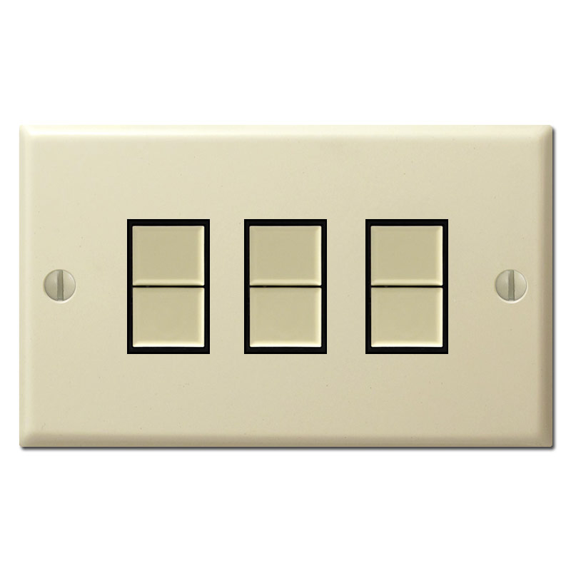 New GE Low Voltage Switches
