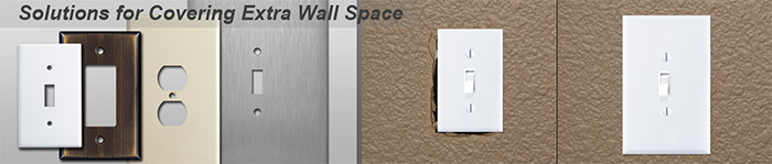 oversized switch plates u0026 outlet covers