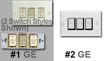 Low Voltage Lighting System in Older Home - Identify Your Brand