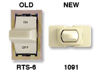 1091 Despard switch replacement for GE RTS-6