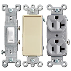 Electrical Outlets and Switches