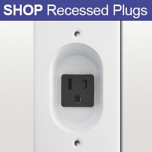 Shop Recessed Plugs
