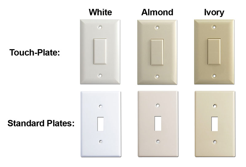 touch plate lighting help guides  wiring diagrams  low