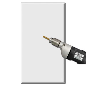 Create Your Own Tall Switch Plate Cover